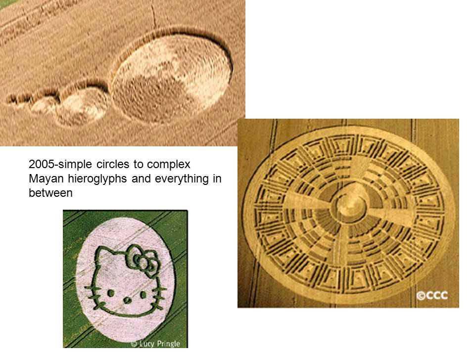 2005-simple circles to complex Mayan hieroglyphs and everything in between