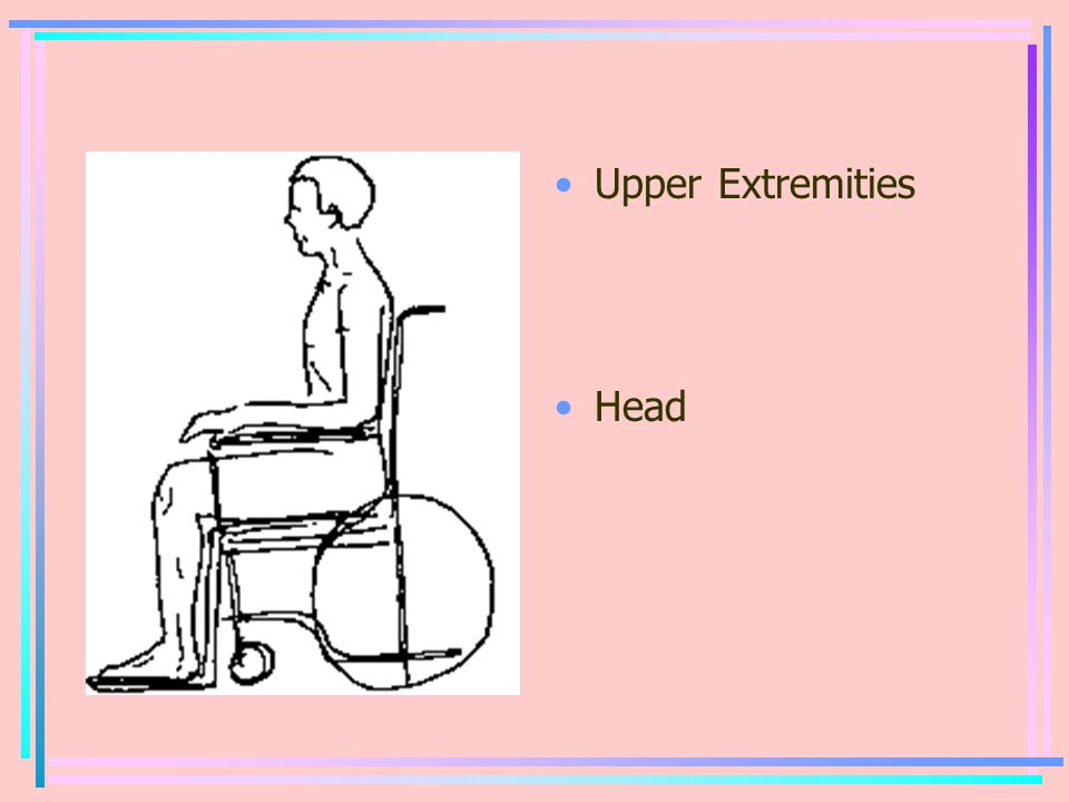Upper Extremities Head