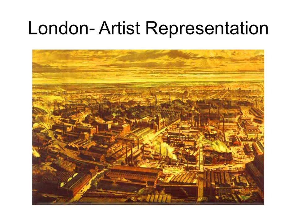 London- Artist Representation