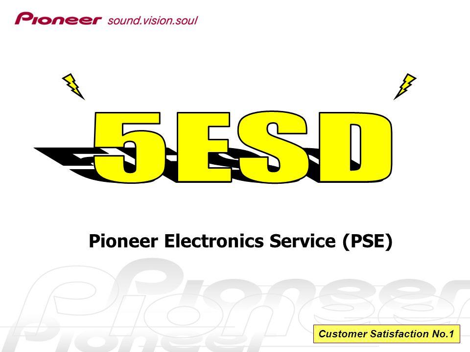 Pioneer Electronics Service (PSE)