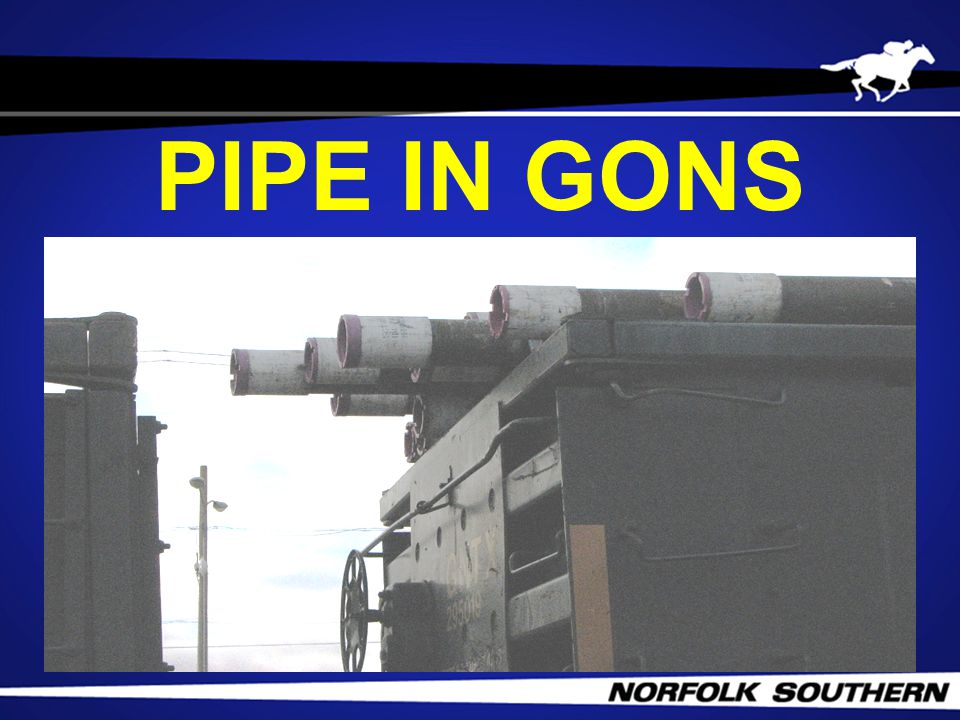 PIPE IN GONS