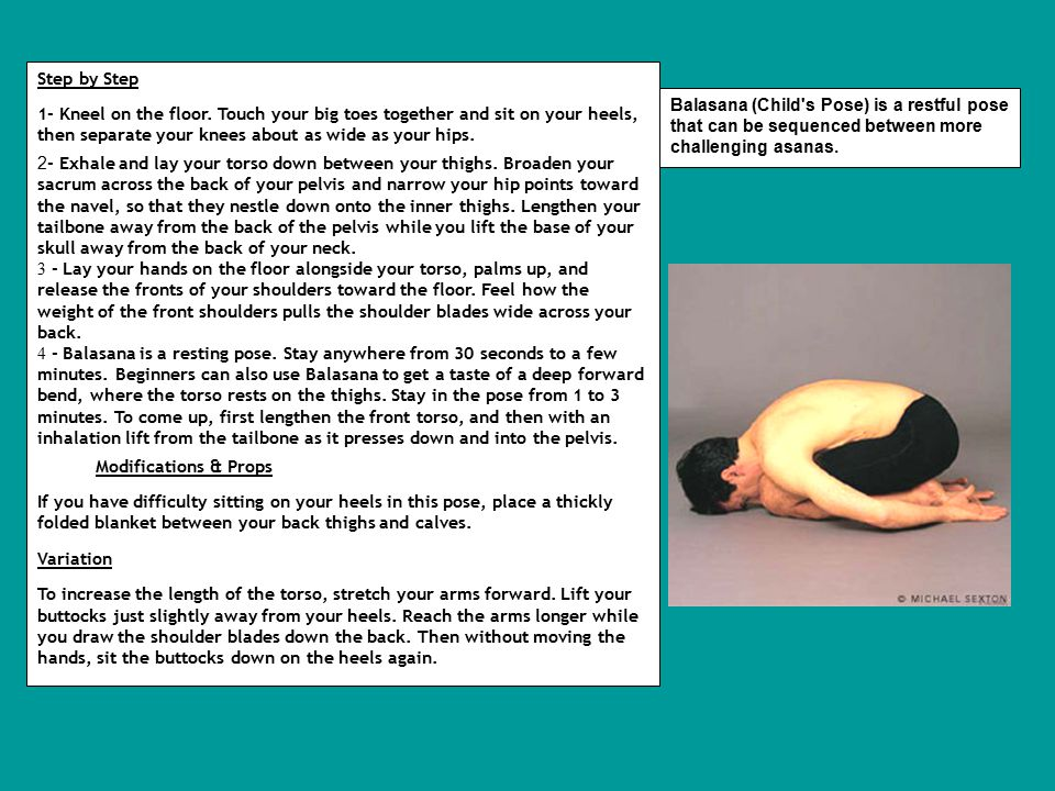 Name of Pose: Vrksasana (Tree Pose) Vrksasana clarifies just how challenging it can be to stand on one leg.