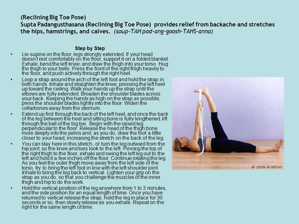 Janu Sirsasana (Head-to-Knee Pose) A forward bend for all levels of students, Janu Sirsasana is also a spinal twist.