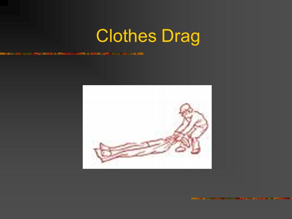 Clothes Drag