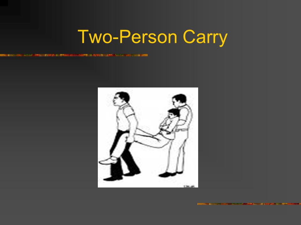 Two-Person Carry