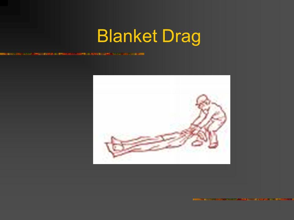 Blanket Drag