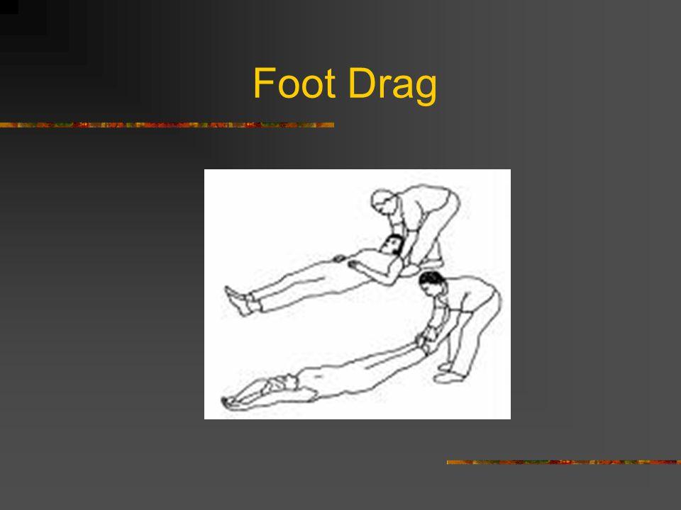 Foot Drag
