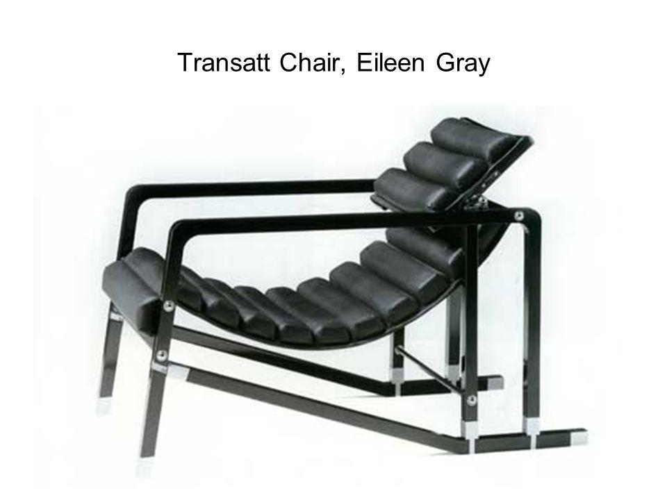 Transatt Chair, Eileen Gray