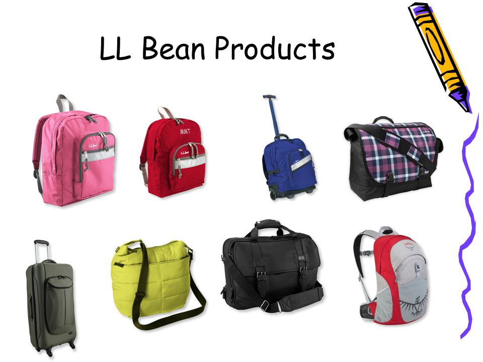 LL Bean Products