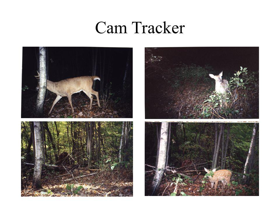 Cam Tracker