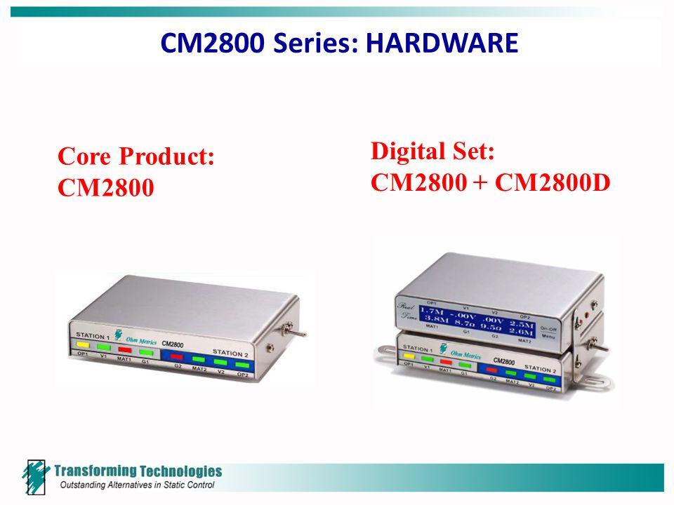 CM2800 Series: HARDWARE Core Product: CM2800 Digital Set: CM2800 + CM2800D