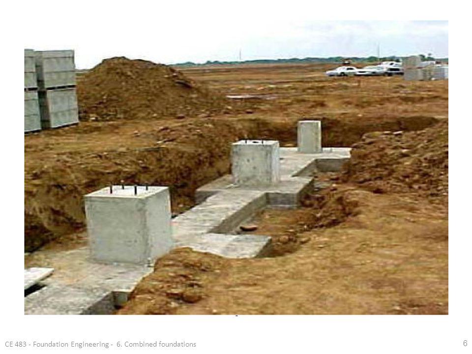 17 Geometric Design of Rectangular combined foundation