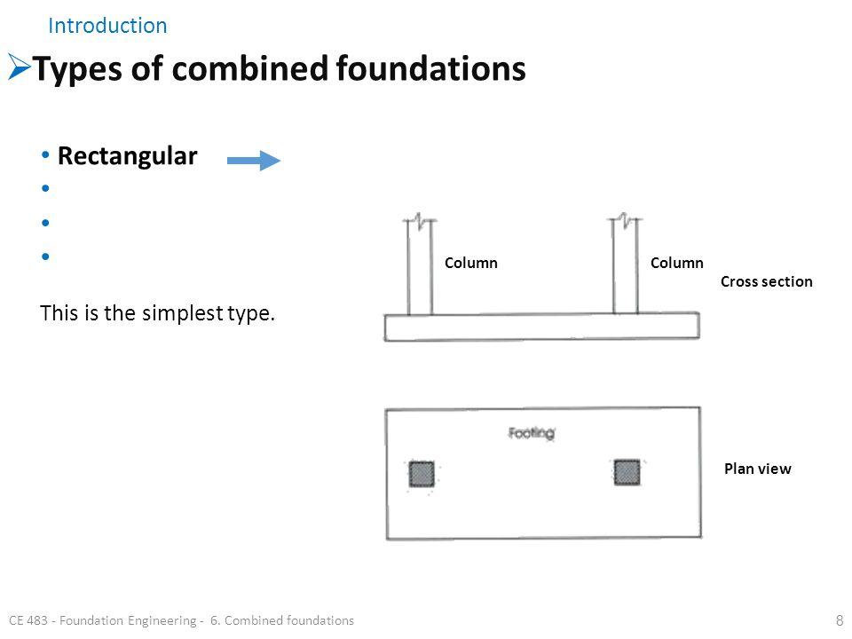 19  Design of Rectangular combined foundation Design of combined foundation Step #5.