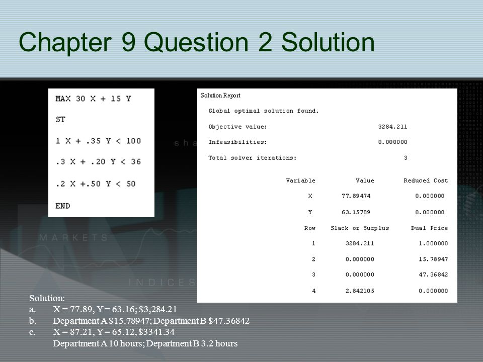 Chapter 9 Question 17 [Anisha Patel] 2.