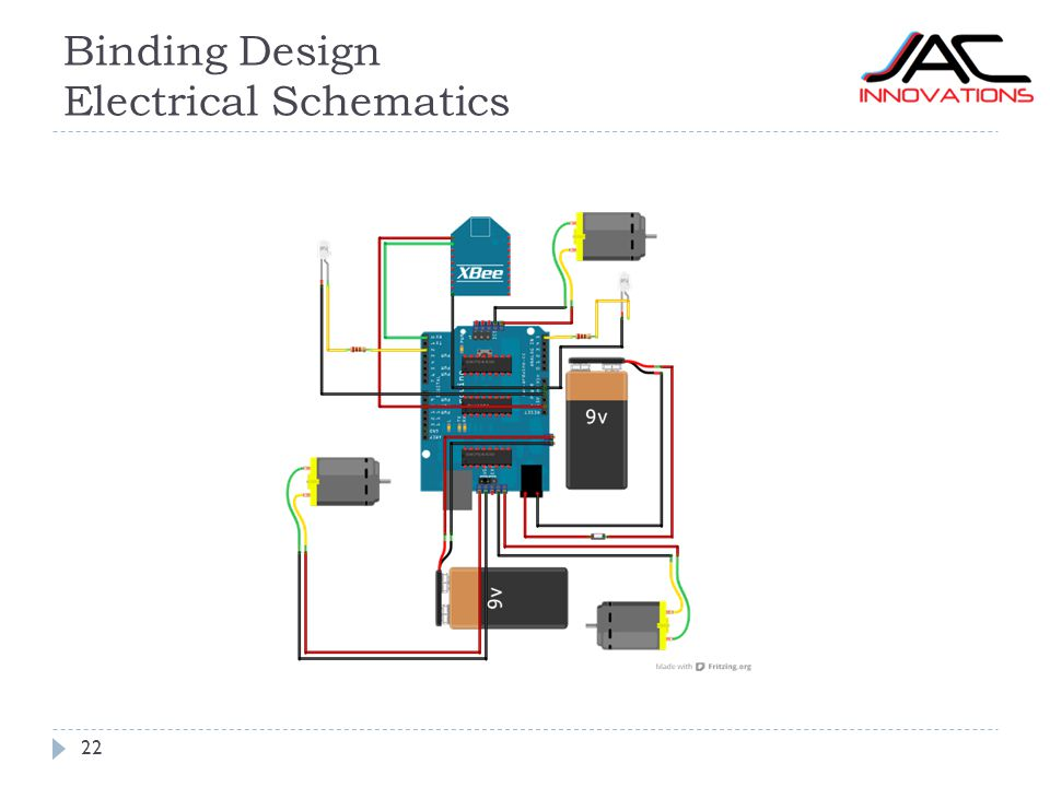 Binding Design Electrical Schematics 22