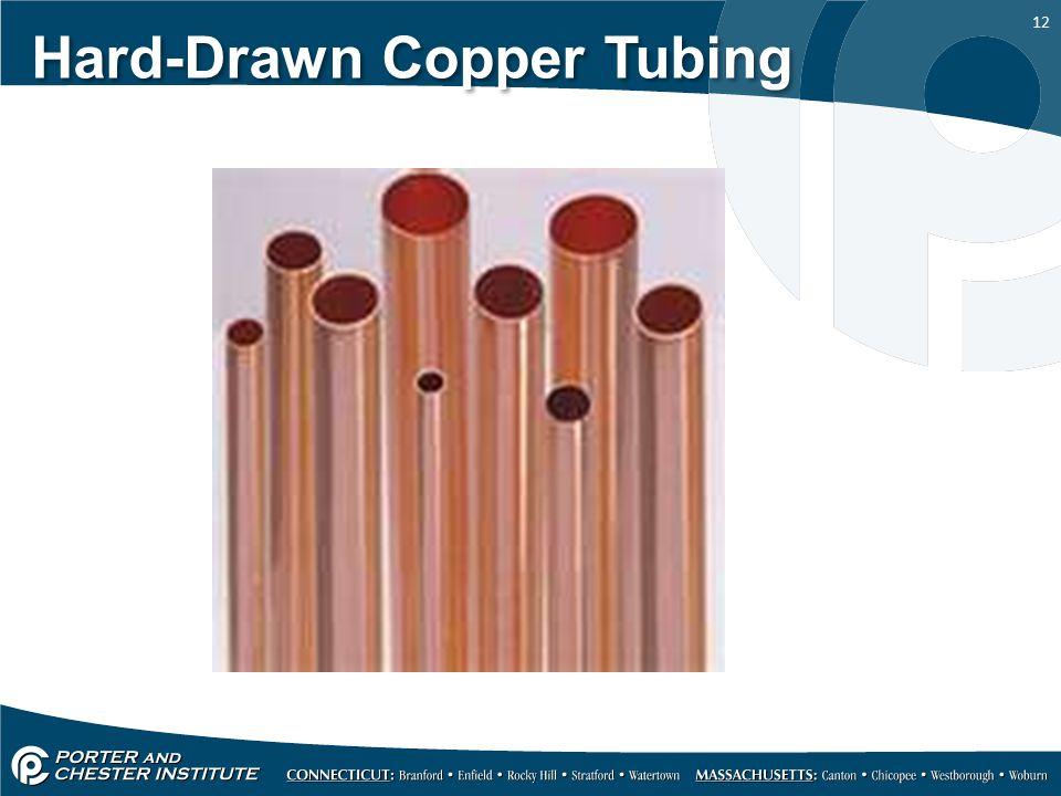 12 Hard-Drawn Copper Tubing