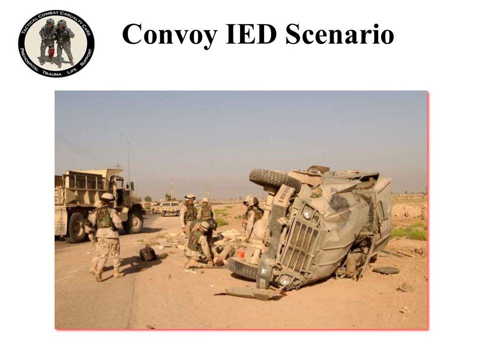Convoy IED Scenario
