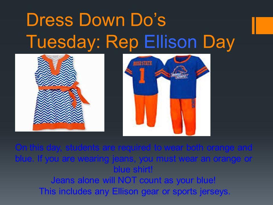 Dress Down Do's Wednesday: Twin Day