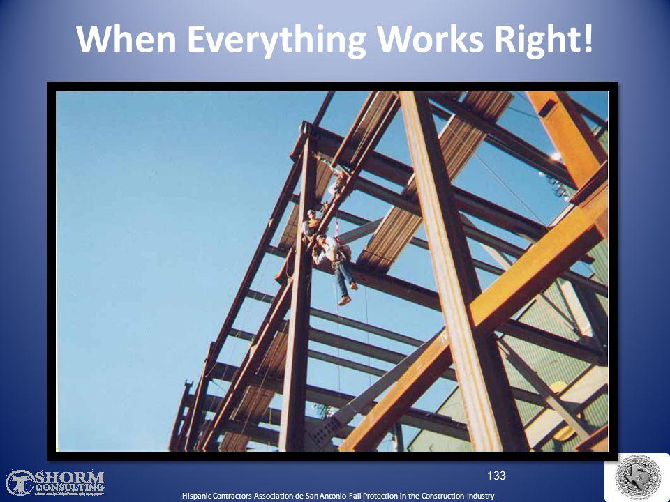 Planning For Rescue Worst Case Scenario 132 Hispanic Contractors Association de San Antonio Fall Protection in the Construction Industry