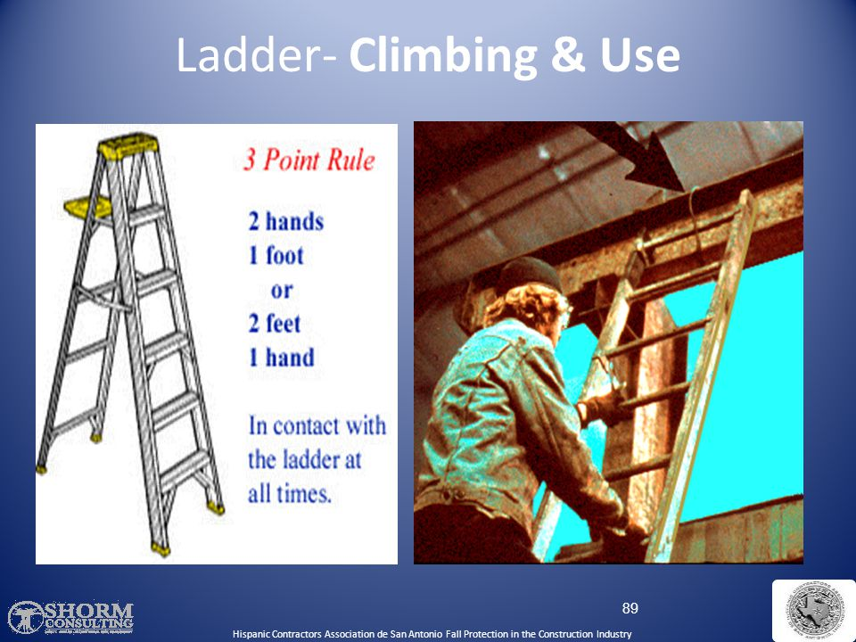 Ladder Types Type I-AA ladders are extra heavy duty and can handle up to 375 lbs. Type I-A ladders are heavy-duty and can handle up to 300 lbs. Type I