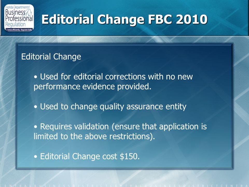 Certification Validation Checklist