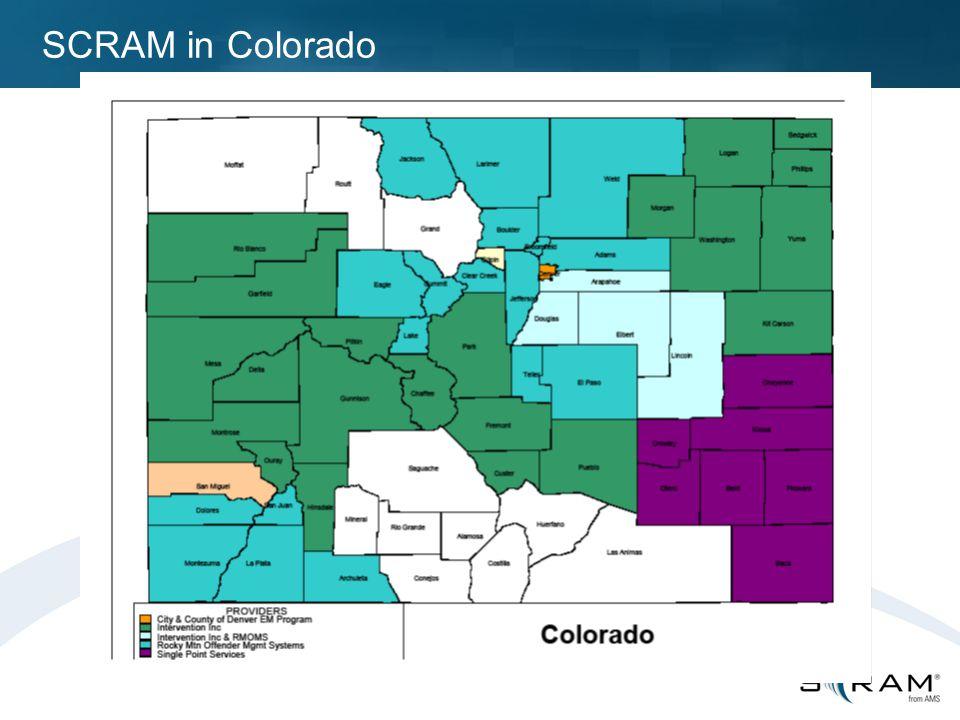 SCRAM in Colorado