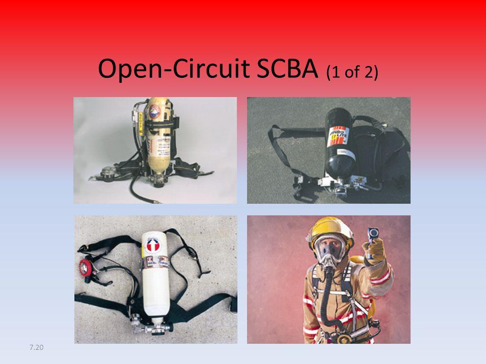 7.20 Open-Circuit SCBA (1 of 2)