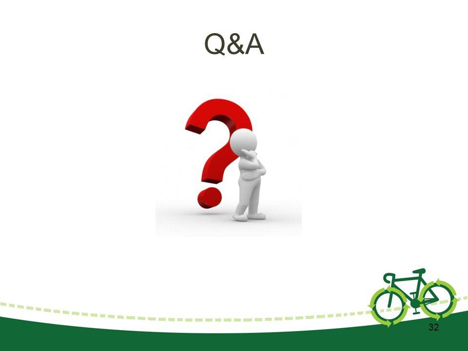 Q&A 32