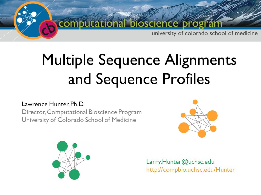 Multiple sequence alignment Generalize our pairwise alignment of sequences to include more than two homologous proteins.