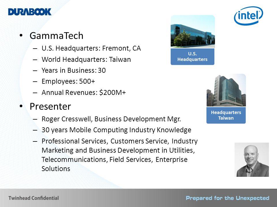 GammaTech – U.S.