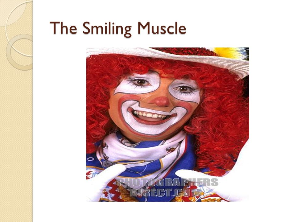 The Smiling Muscle