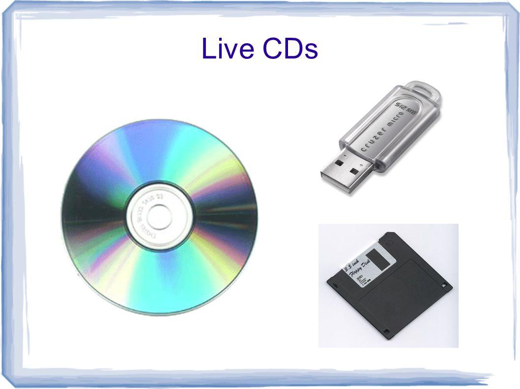 Live CDs