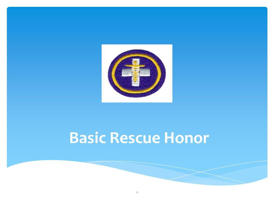 Basic Rescue Honor 1
