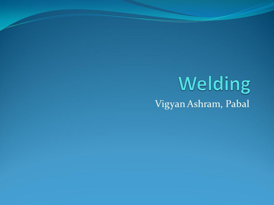 What is welding.