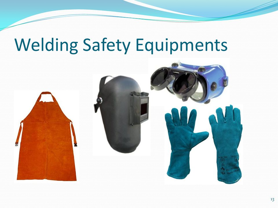 Welding Safety Equipments 13