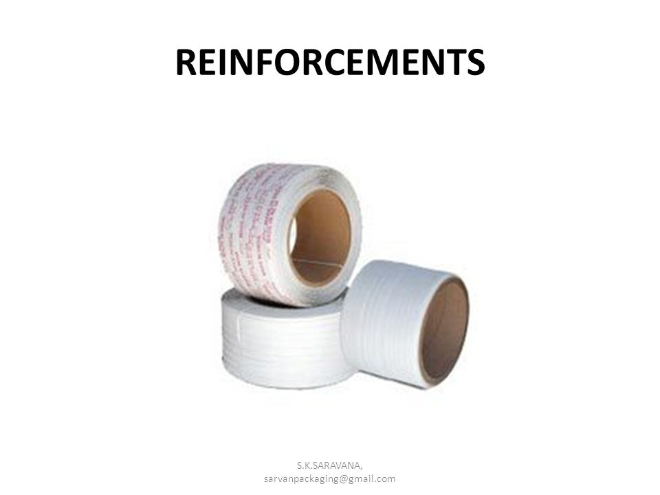 REINFORCEMENTS S.K.SARAVANA, sarvanpackaging@gmail.com