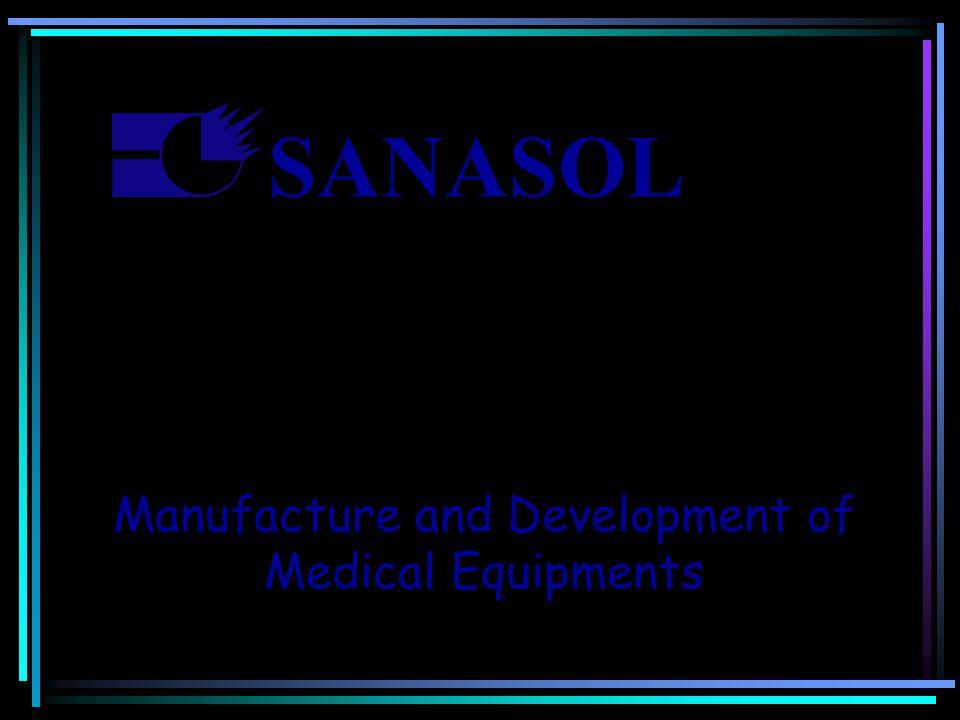 SANASOL Manufacture and Development of Medical Equipments