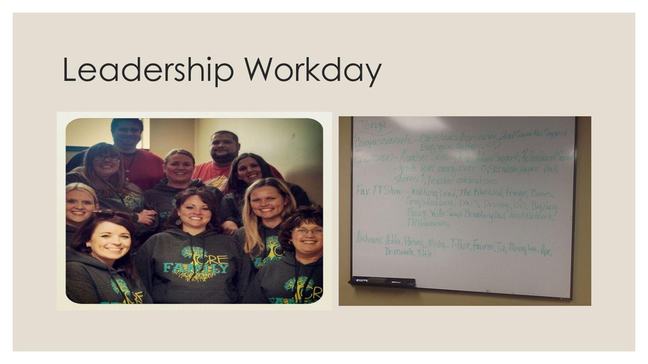 Leadership Workday