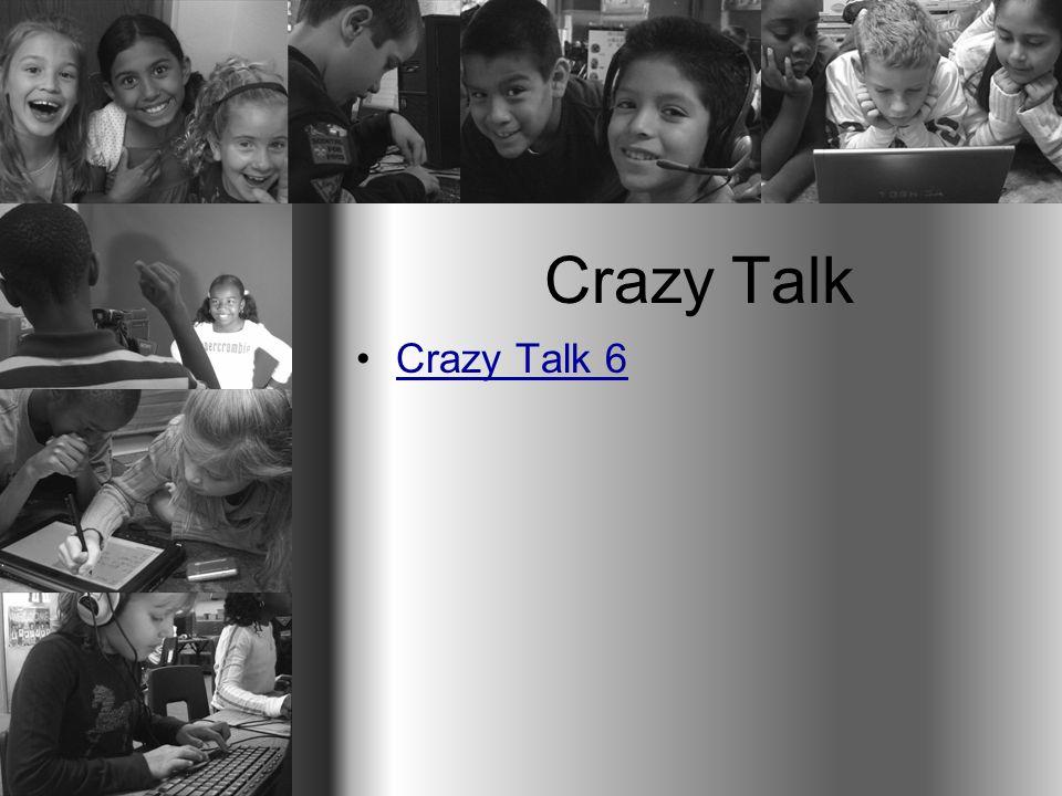 Crazy Talk Crazy Talk 6