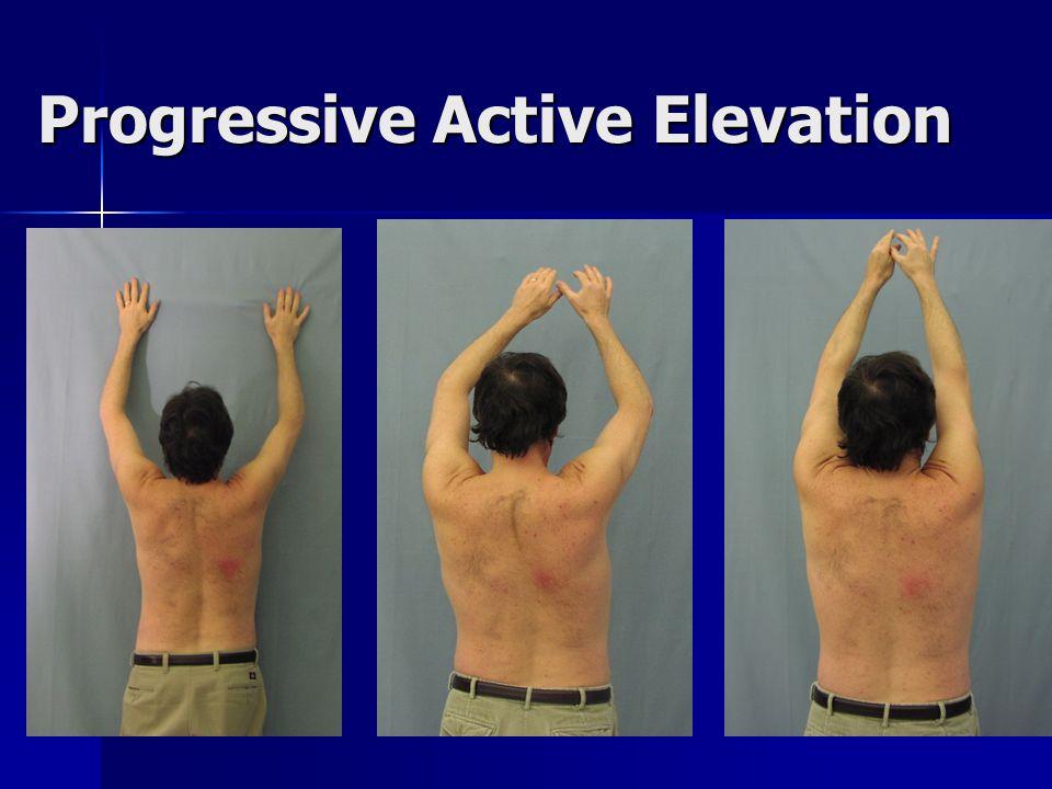 Progressive Active Elevation