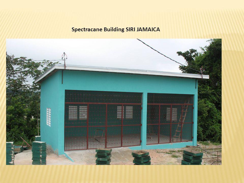 Spectracane Building SIRI JAMAICA
