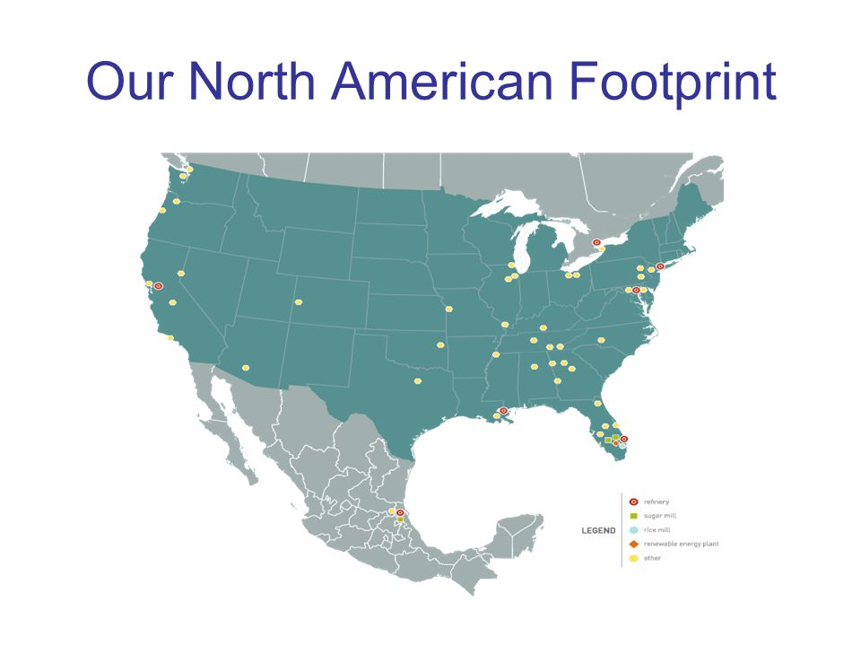 Our North American Footprint