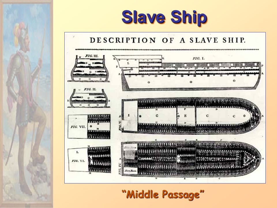 Slave Ship Middle Passage