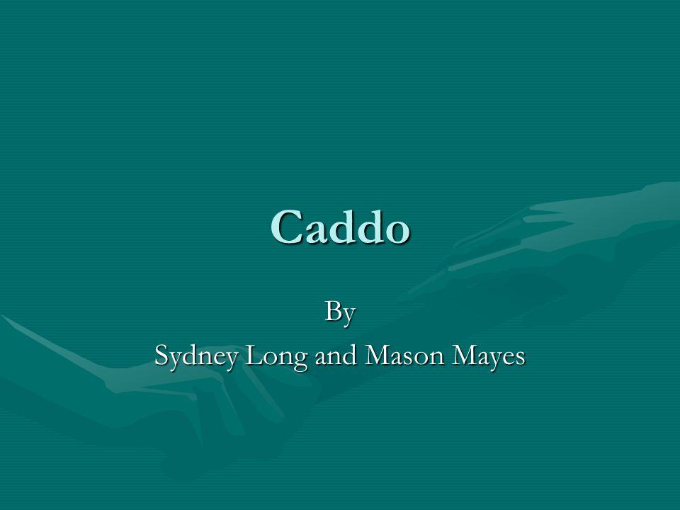 Caddo By Sydney Long and Mason Mayes