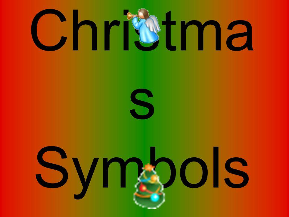 Christma s Symbols