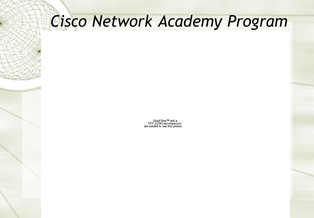 Cisco Network Academy Program