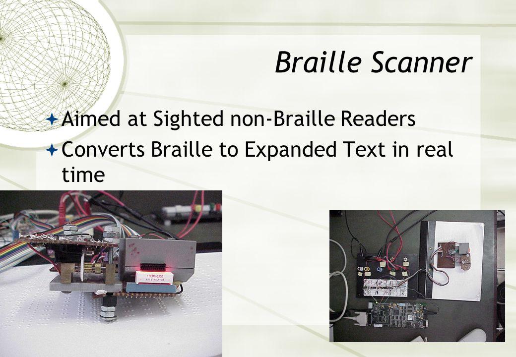 Curtin University Brailler (CUB)  Perkins Brailler  Mechanical only  Mountbatten Brailler  Electronic, very old technology