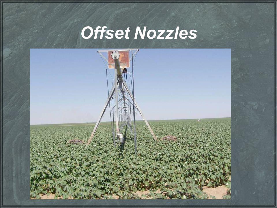 Offset Nozzles