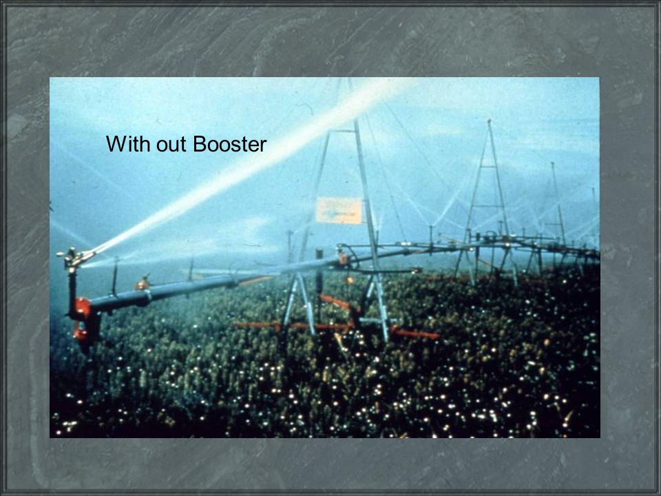 With out Booster