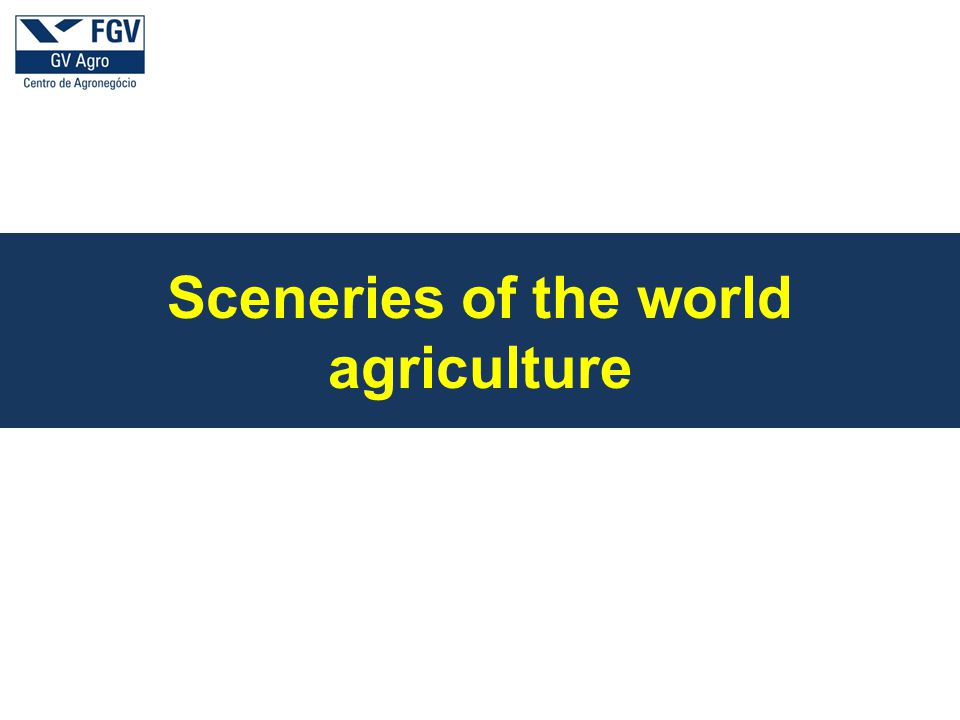 a Sceneries of the world agriculture